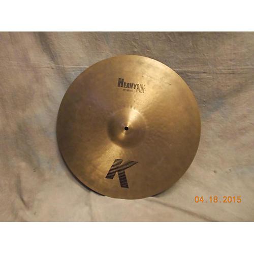 Zildjian 21in K Heavy Ride Cymbal