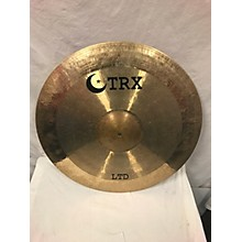 TRX 21in Ltd Cymbal