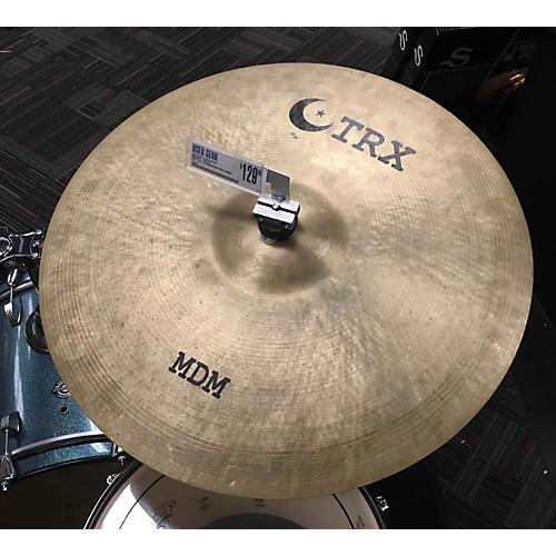 TRX 21in MDM CRASH RIDE Cymbal