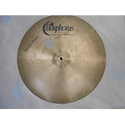 Bosphorus Cymbals 21in Master Series Ride Cymbal
