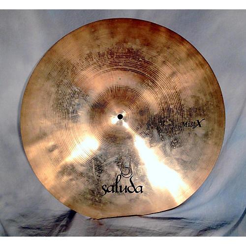 Saluda 21in Mist X Medium Heavy Cymbal-thumbnail