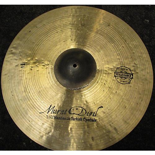 21in Ride Cymbal-thumbnail