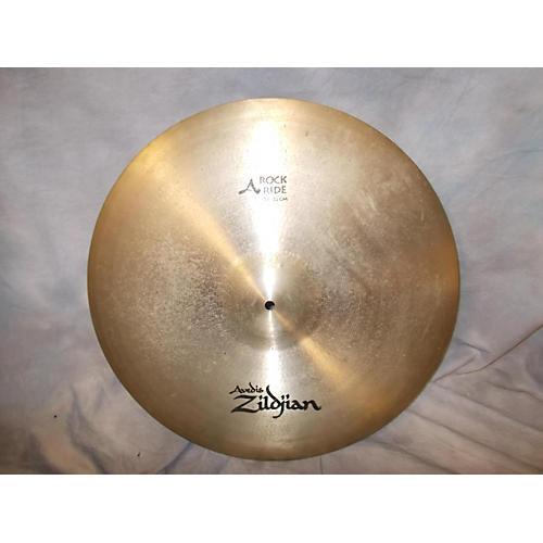 Zildjian 21in Rock Ride Cymbal-thumbnail
