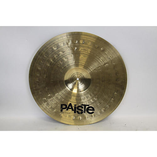 Paiste 21in Signature Dry Heavy Ride Cymbal