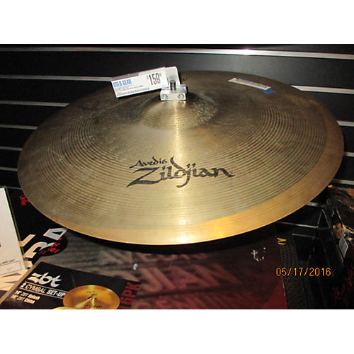 Zildjian 21in Sweet Ride Cymbal-thumbnail