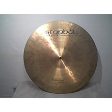 Istanbul Agop 21in Traditional Series Original Ride Cymbal