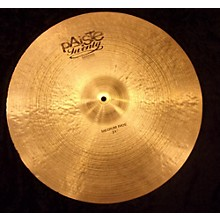 Paiste 21in Twenty Masters Collection Medium Ride Cymbal