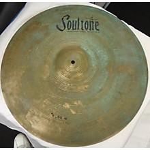 Soultone 21in VINTAGE PATINA Cymbal