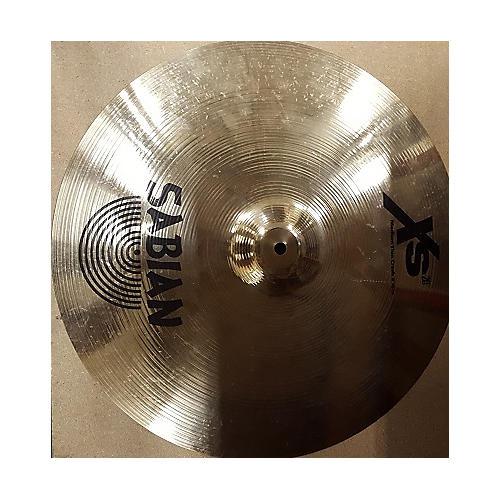 Sabian 21in XS20 Medium Ride Cymbal