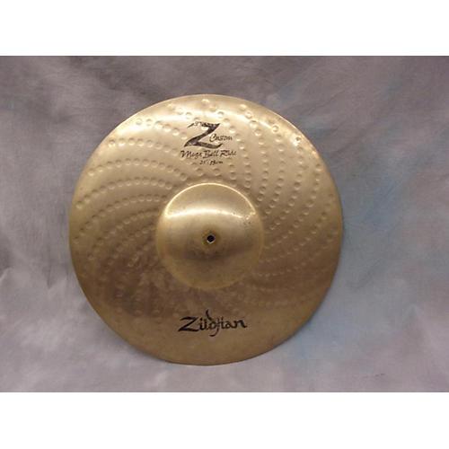 Zildjian 21in Z Custom Mega Bell Ride Cymbal