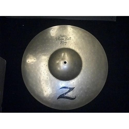 Zildjian 21in Z Custom Mega Bell Ride Cymbal