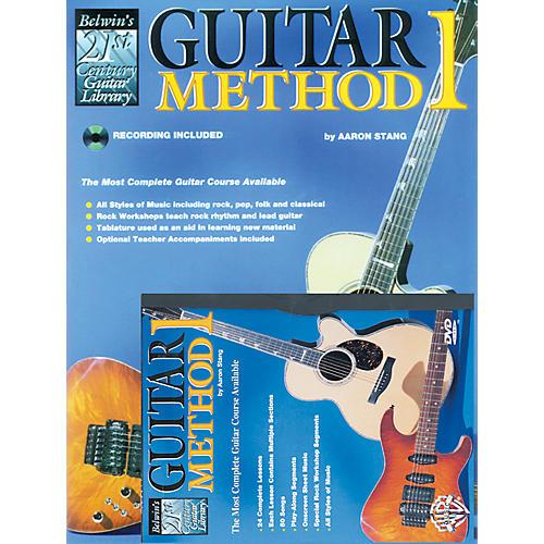 Alfred 21st Century Guitar Method 1 Mega Pak with DVD Mega Pak with DVD