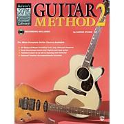 Alfred 21st Century Guitar Method 2 Book/CD