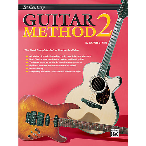 Alfred 21st Century Guitar Method 2 Book Only