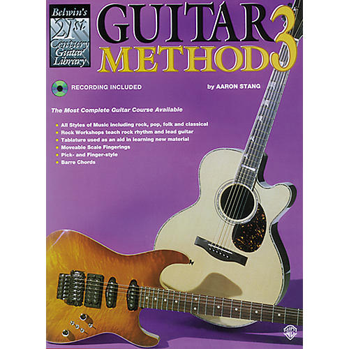 Alfred 21st Century Guitar Method 3 Book/CD-thumbnail