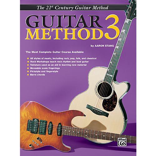 Alfred 21st Century Guitar Method 3 Book Only-thumbnail