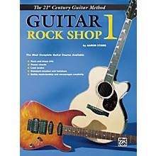 Alfred 21st Century Guitar Rock Shop 1