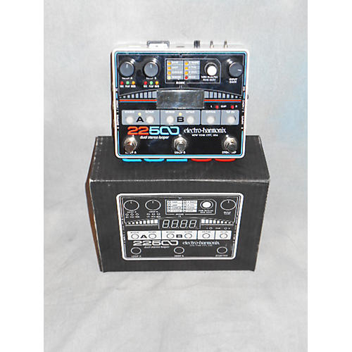 Electro-Harmonix 22 500 Pedal