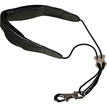 "Protec 22"" Leather Saxophone Neckstrap with Metal Snap"