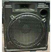 Barbetta 2200 Guitar Combo Amp