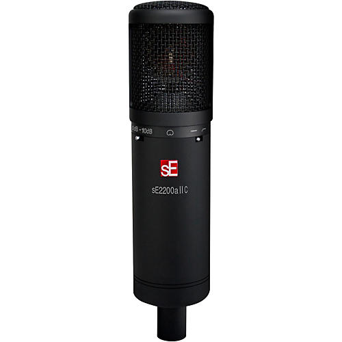 sE Electronics 2200A II C Large Diaphragm Condenser Microphone-thumbnail