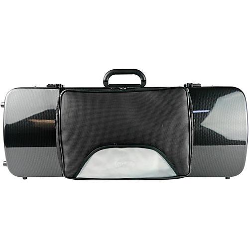 Bam 2202XL Hightech Large Adjustable Viola Case with Pocket Black Carbon