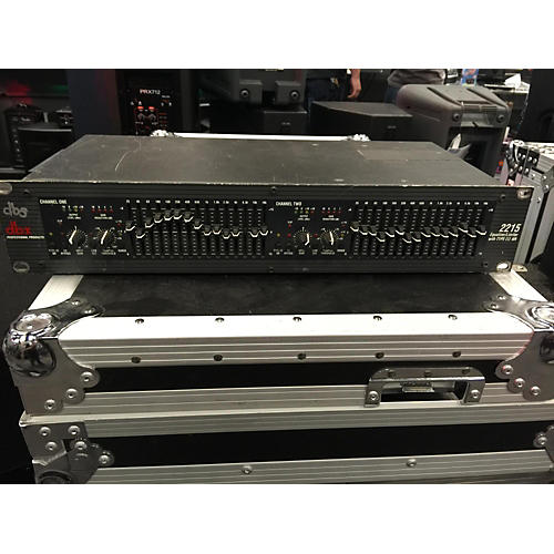 dbx 2215 Dual-Channel 15-Band Equalizer