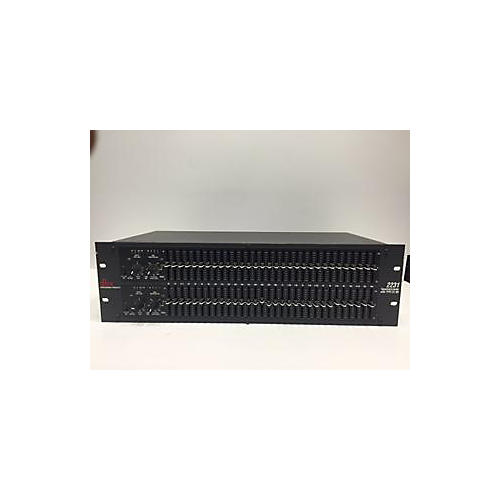 dbx 2231 Dual 31-Band Graphic Equalizer