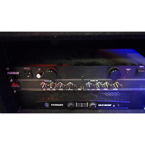 dbx 223XL Stereo 2-Way/Mono 3-Way Crossover