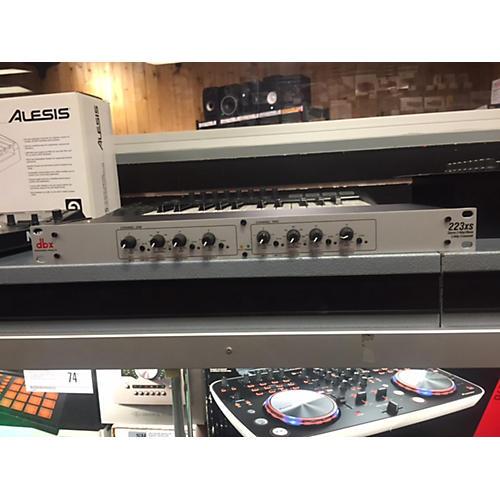 dbx 223XS Stereo 2-Way/Mono 3-Way Crossover-thumbnail