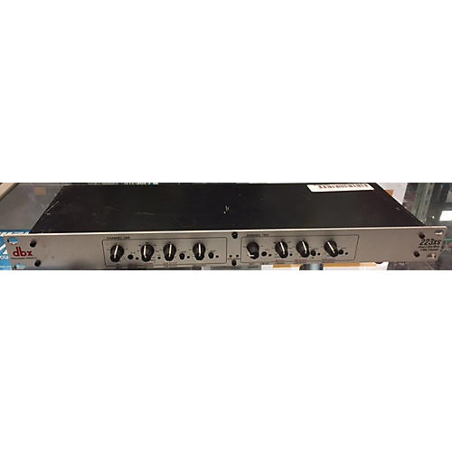 dbx 223XS Stereo 2-Way/Mono 3-Way Crossover