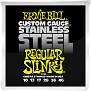 Ernie Ball 2246 Stainless Steel Regular Slinky Electric Guitar Strings