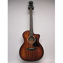 Taylor 224CE K DLX Acoustic Electric Guitar