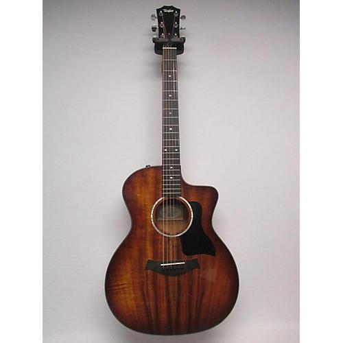Taylor 224CE K DLX Acoustic Electric Guitar