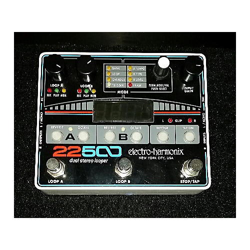 Electro-Harmonix 22500 Dual Stereo Looper Pedal-thumbnail