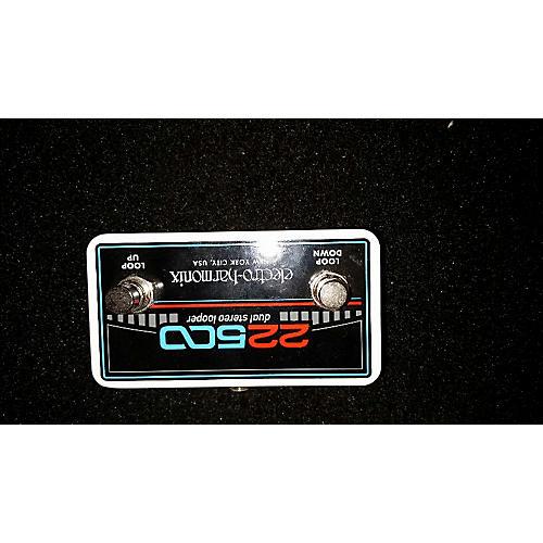 Electro-Harmonix 22500 Dual Stereo Looper Pedal