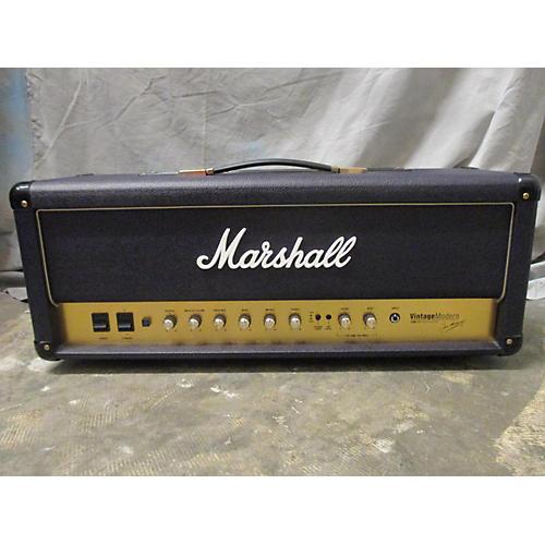 Marshall 2266 Vintage Modern 50W 2X12 Purple Tube Guitar Amp Head-thumbnail