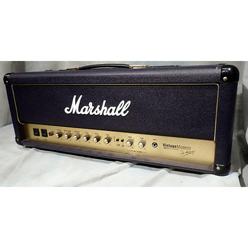 Marshall 2266 Vintage Modern 50W Head Purple Tube Guitar Amp Head-thumbnail