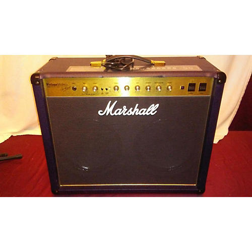 used marshall 2266c vintage modern 50w 2x12 tube guitar combo amp guitar center. Black Bedroom Furniture Sets. Home Design Ideas