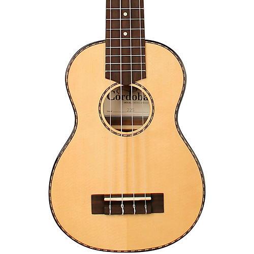 Cordoba 22S Soprano Acoustic Ukulele
