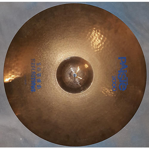 Paiste 22in 2000 Series Colorsound Power Ride Cymbal