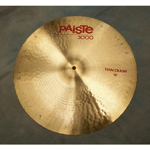 Paiste 22in 2000 Series Sound Reflections Power Ride Cymbal
