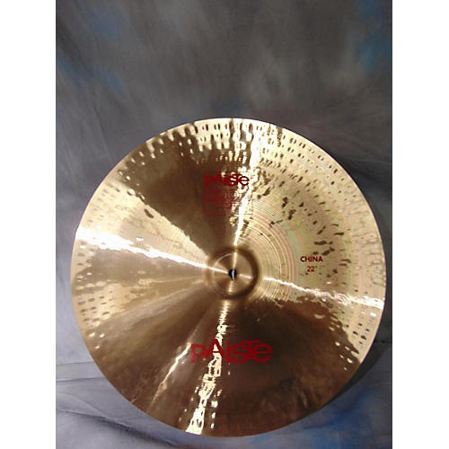 Paiste 22in 2002 China Cymbal