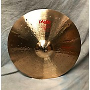 Paiste 22in 2002 DEEP FULL RIDE Cymbal