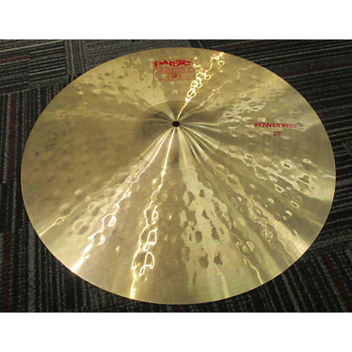 Paiste 22in 2002 Power Ride Cymbal-thumbnail