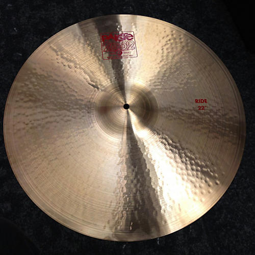 Paiste 22in 2002 Ride Cymbal-thumbnail