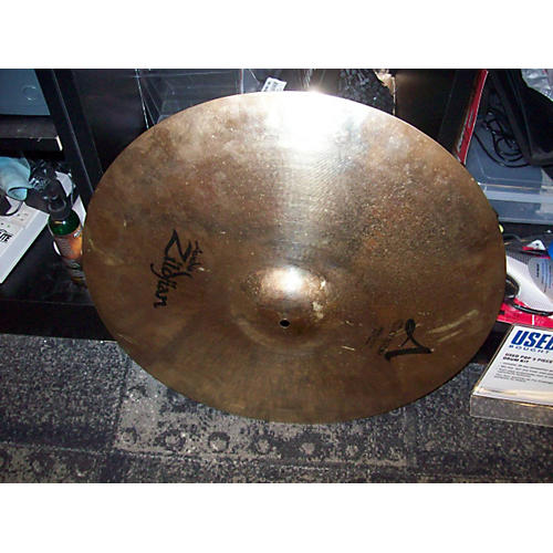 Zildjian 22in A Custom Ping Ride Cymbal-thumbnail