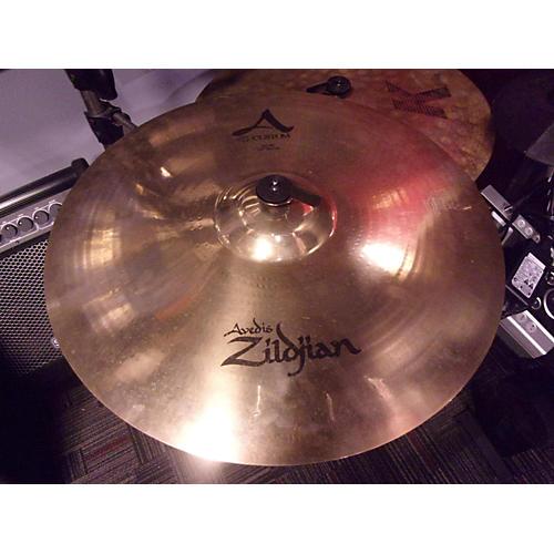 Zildjian 22in A Custom Ride Cymbal-thumbnail