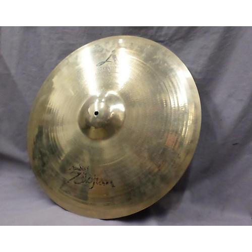 Zildjian 22in A Custom Ride Cymbal