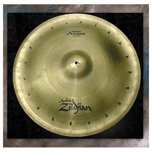 Zildjian 22in A SWISH KNOCKER Cymbal